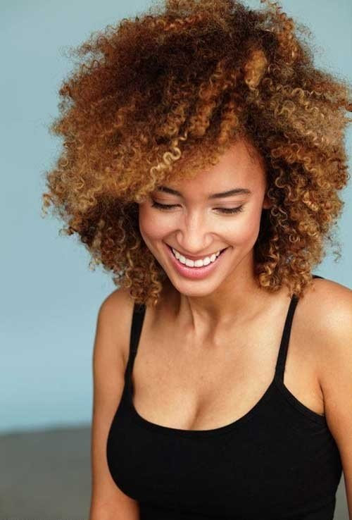 Black Girl Natural Curly Hairstyles - HairStyles