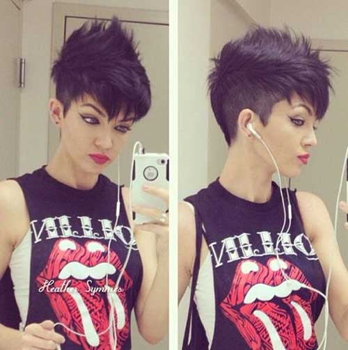 Nice Short Pixie Haircuts