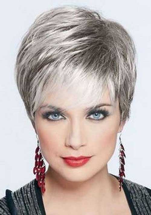 Best Pictures of Short Haircuts for Over 50