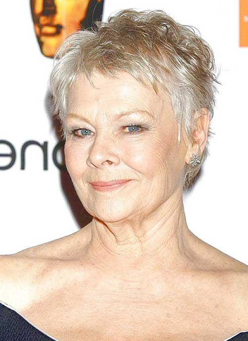 Pictures Of Short Pixie Haircut Over 50
