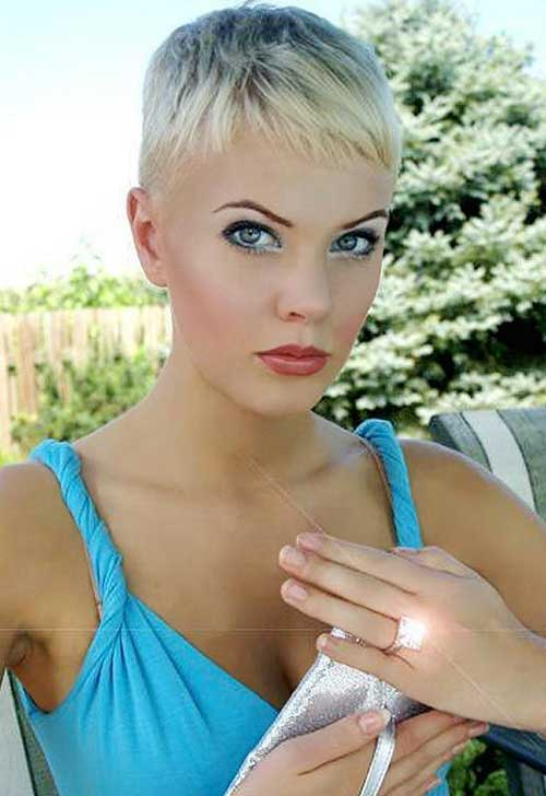 Pixie Cuts for Short Hairstyles