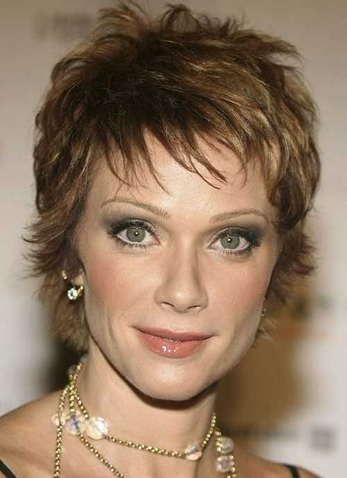 Pixie Haircuts Women Over 40