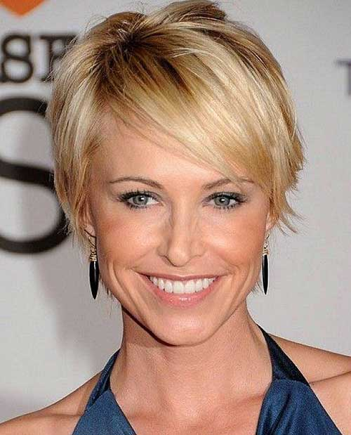 Pixie Haircuts for Fine Hair Short Hairstyles 2016 2017