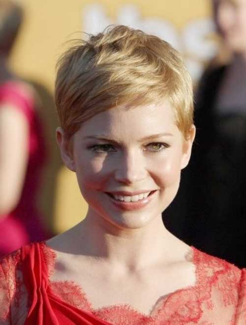 Pixie Haircuts Ideas Michelle Williams