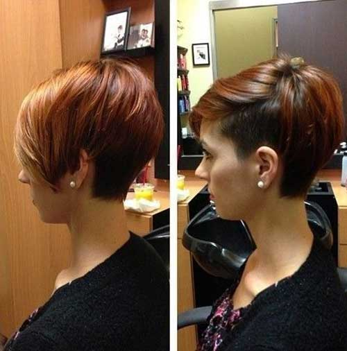 Pixie Haircuts for Short Hair Ideas