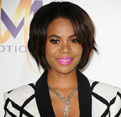 Surprising 15 Short Bob Haircuts For Black Women Short Hairstyles 2016 Hairstyle Inspiration Daily Dogsangcom