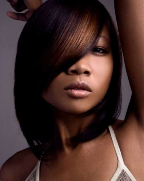Stupendous Black Girl Bob Hairstyles 2014 2015 Short Hairstyles 2016 Short Hairstyles For Black Women Fulllsitofus