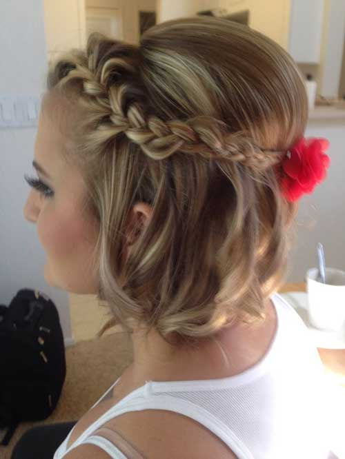 Best Short Braided Hairstyles