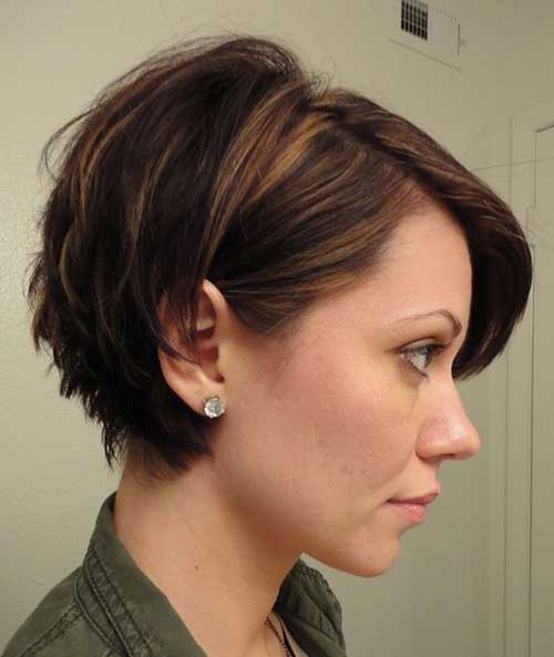 20 Short Choppy Haircuts