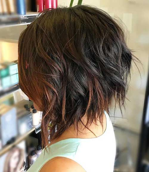 20 Short Choppy Haircuts Short Hairstyles 2018 2019 Most