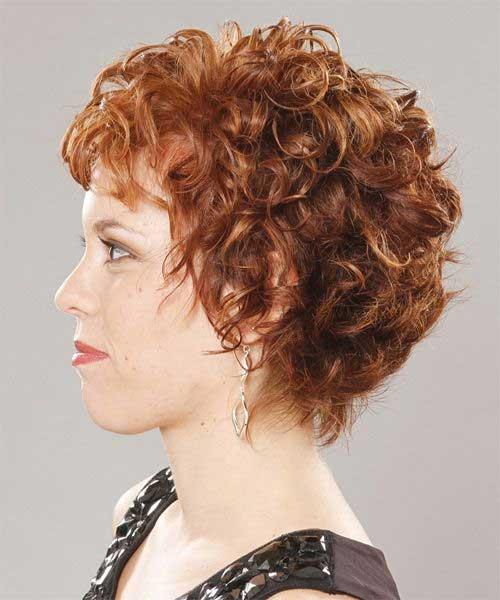 Tremendous 13 Best Short Layered Curly Hair Short Hairstyles 2016 2017 Hairstyles For Women Draintrainus