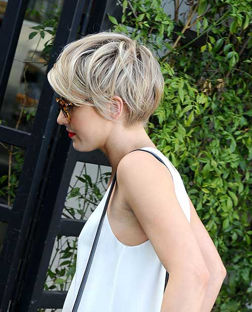 Short Cute Cut Pixie Ideas