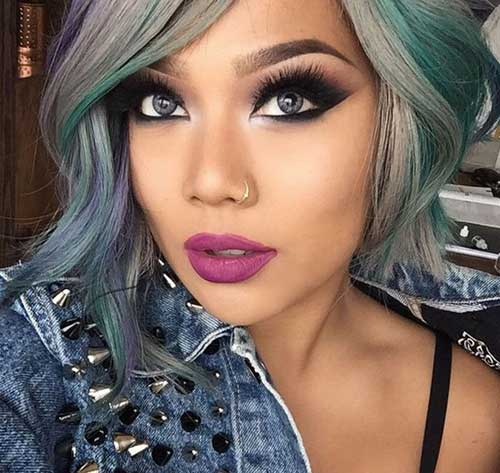 Short Cute Cuts Different Color Ideas