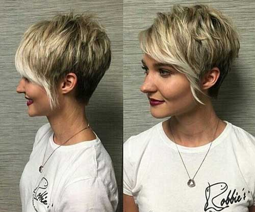 Short Cute Pixie Cuts