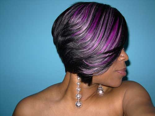 Admirable 15 Short Bob Haircuts For Black Women Short Hairstyles 2016 Hairstyles For Men Maxibearus