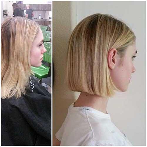 15 Short Haircuts for Fine Straight Hair