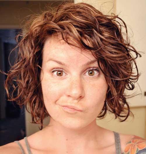 Awe Inspiring 13 Best Short Layered Curly Hair Short Hairstyles 2016 2017 Short Hairstyles Gunalazisus