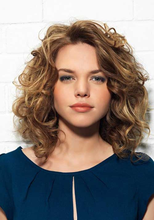Best Short Layered Curly Haircuts