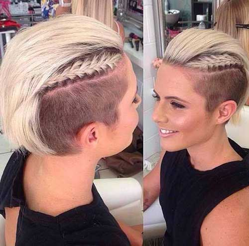 Best Short Mohawk Hairstyles