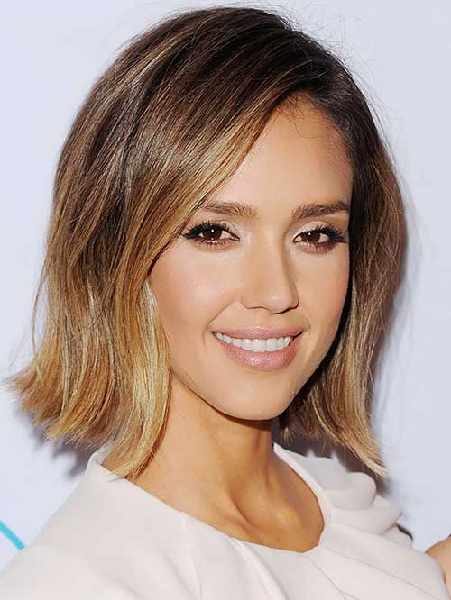 Short Ombre Hair Styles for Brunettes