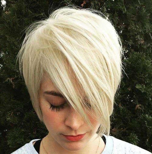 Short and Choppy Haircuts