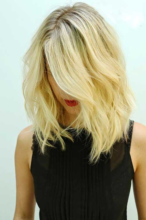 20 Short Shoulder Length Haircuts Short Hairstyles 2017