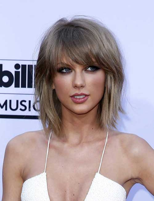 Taylor Swift Best Short Hair