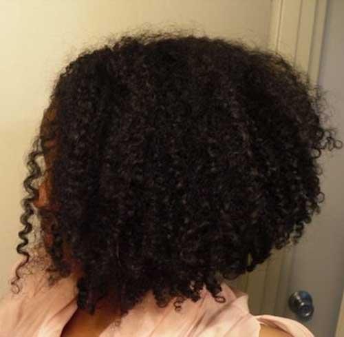Textured Hair Bob