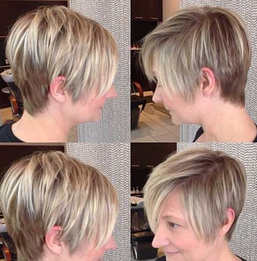 Best Trendy Short Haircuts Short Hairstyles 2017 2018