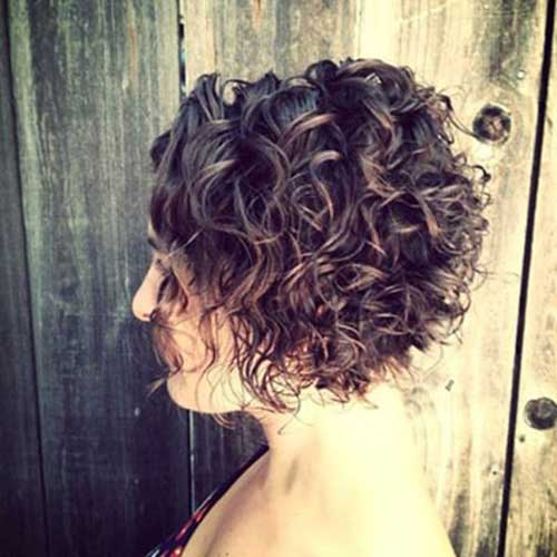 Very Short Naturally Curly Haircuts