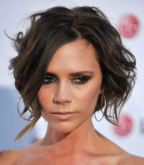 Victoria Beckham Short Haircuts