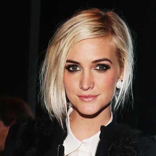 Celebrity Short Hair-10