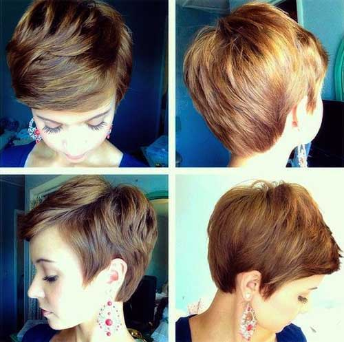 Short Cute Hairstyles-10