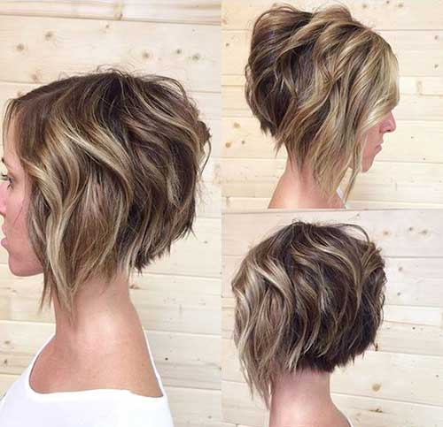 Best Short Stacked Bob | Short Hairstyles 2018 - 2019 ...