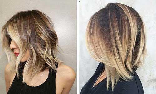 Trendy Short Hairstyles 2016-12