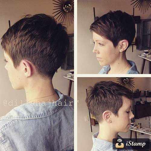 Very Short Haircuts-12