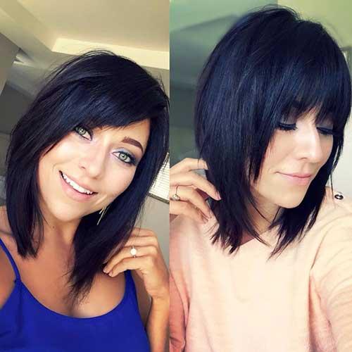 Brunette Bob Haircuts-13