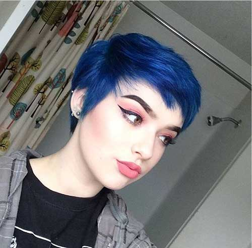 Short Cute Hairstyles-13