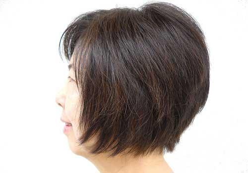 Fantastic 15 Short Haircuts For Thick Straight Hair Short Hairstyles 2016 Short Hairstyles For Black Women Fulllsitofus