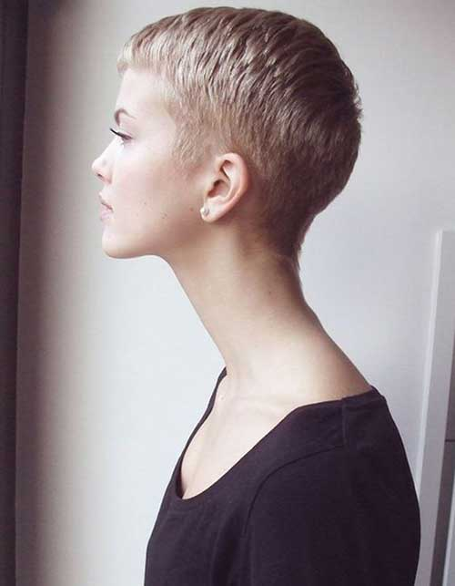 Very Short Haircuts-13