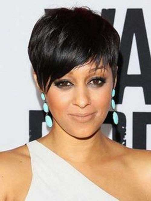 Pixie Cut for Black Women-14