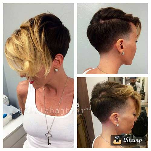 Short Cute Hairstyles-15