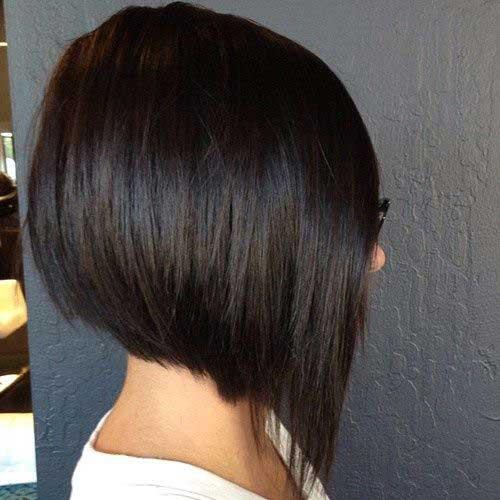 20 Brunette Bob Haircuts