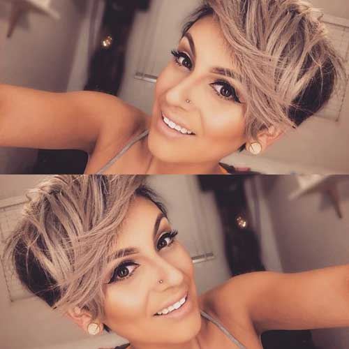 Short Cute Hairstyles-16