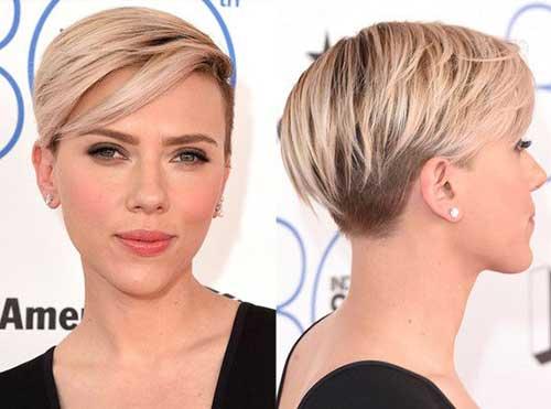 Celebrity Short Hair-17
