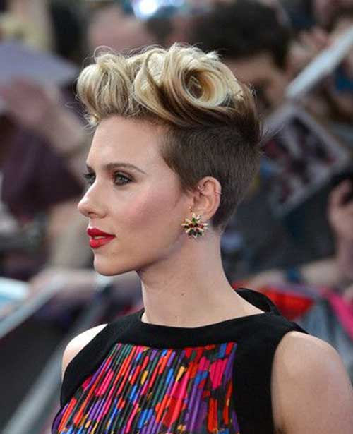 Short Hair Color Ideas-17