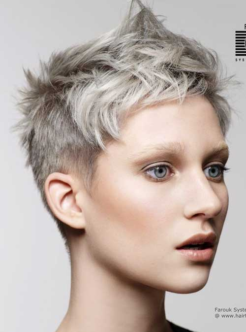 20 Best Very Short Haircuts Short Hairstyles 2016 2017