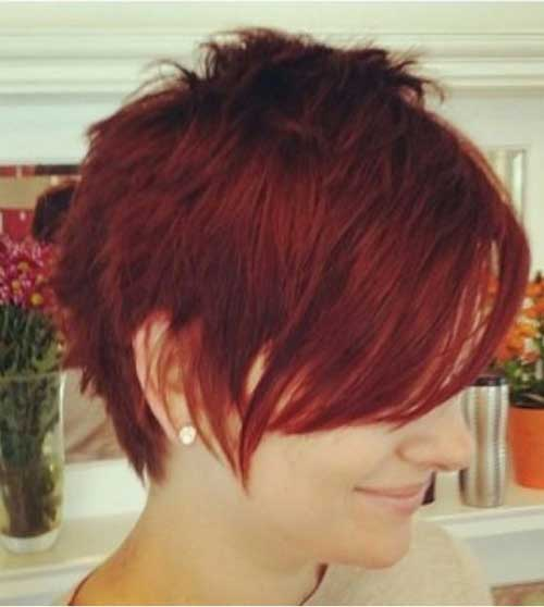 Pixie Cut with Bangs-19