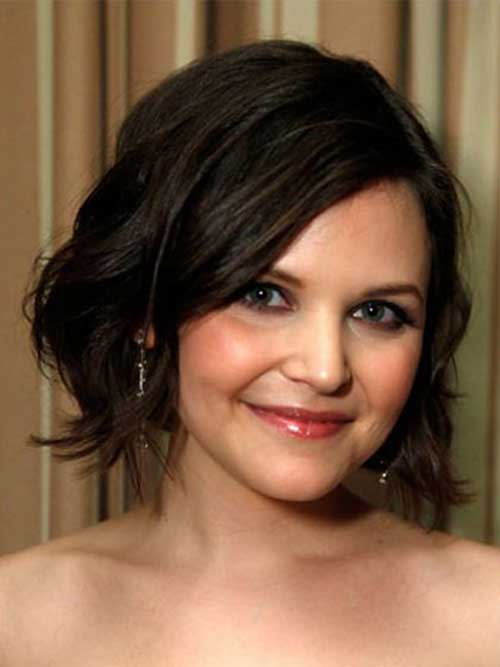 Excellent 20 Brunette Bob Haircuts Short Hairstyles 2016 2017 Most Hairstyles For Women Draintrainus