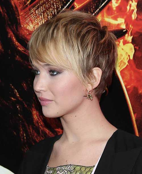 2015 Short Hair Pixie Trends